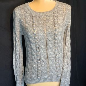 Anthropologie Ruby Moon Sweater